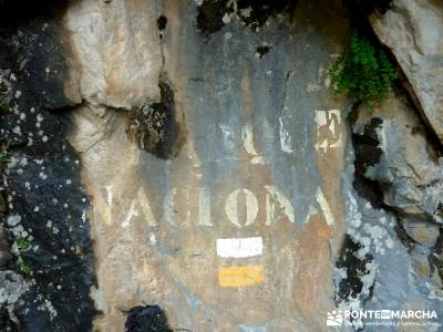 Ruta del Cares - Garganta Divina - Parque Nacional de los Picos de Europa;rutas de senderismo en mad
